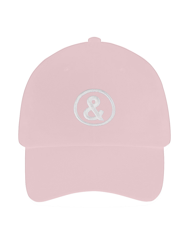 Untitled Daddy Cap Pink - streetwear - Untitled&Co