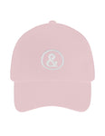 Signature Logo Cap in Pink