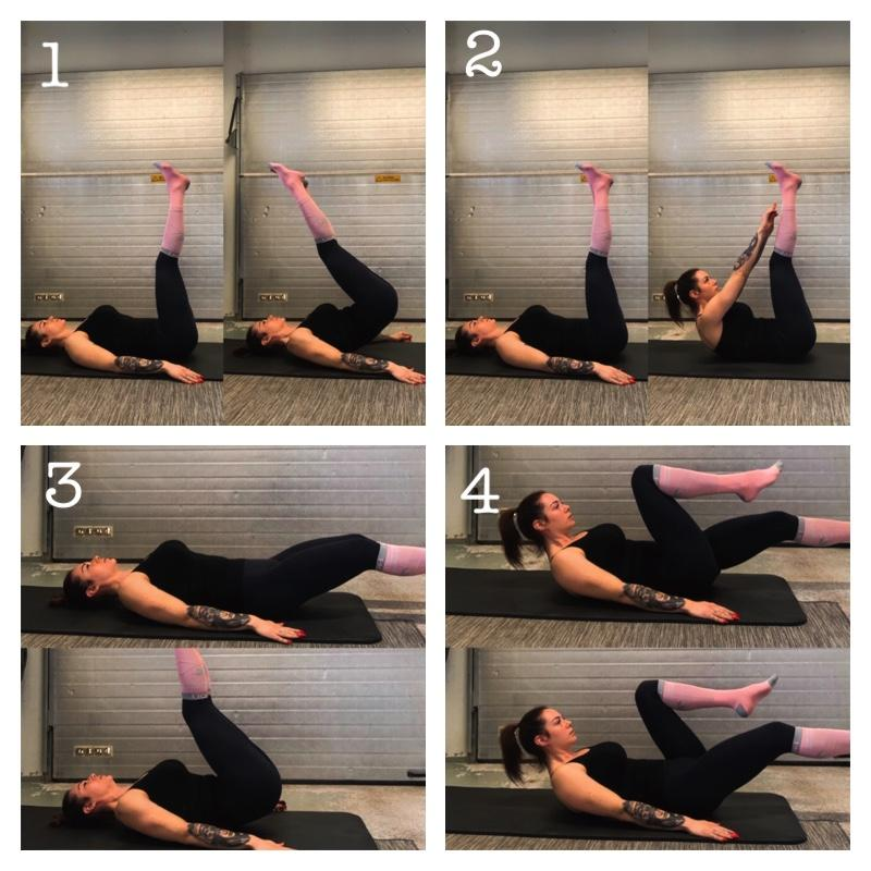 Corona abs workout for riders