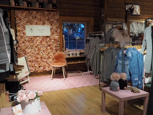 HoH Shop-in-Shop in Hipposport