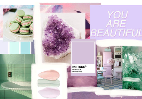 Color mood, trends 2021