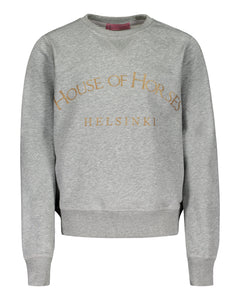 HOUSE OF HORSES CLASSIC SWEATSHIRT GOLD