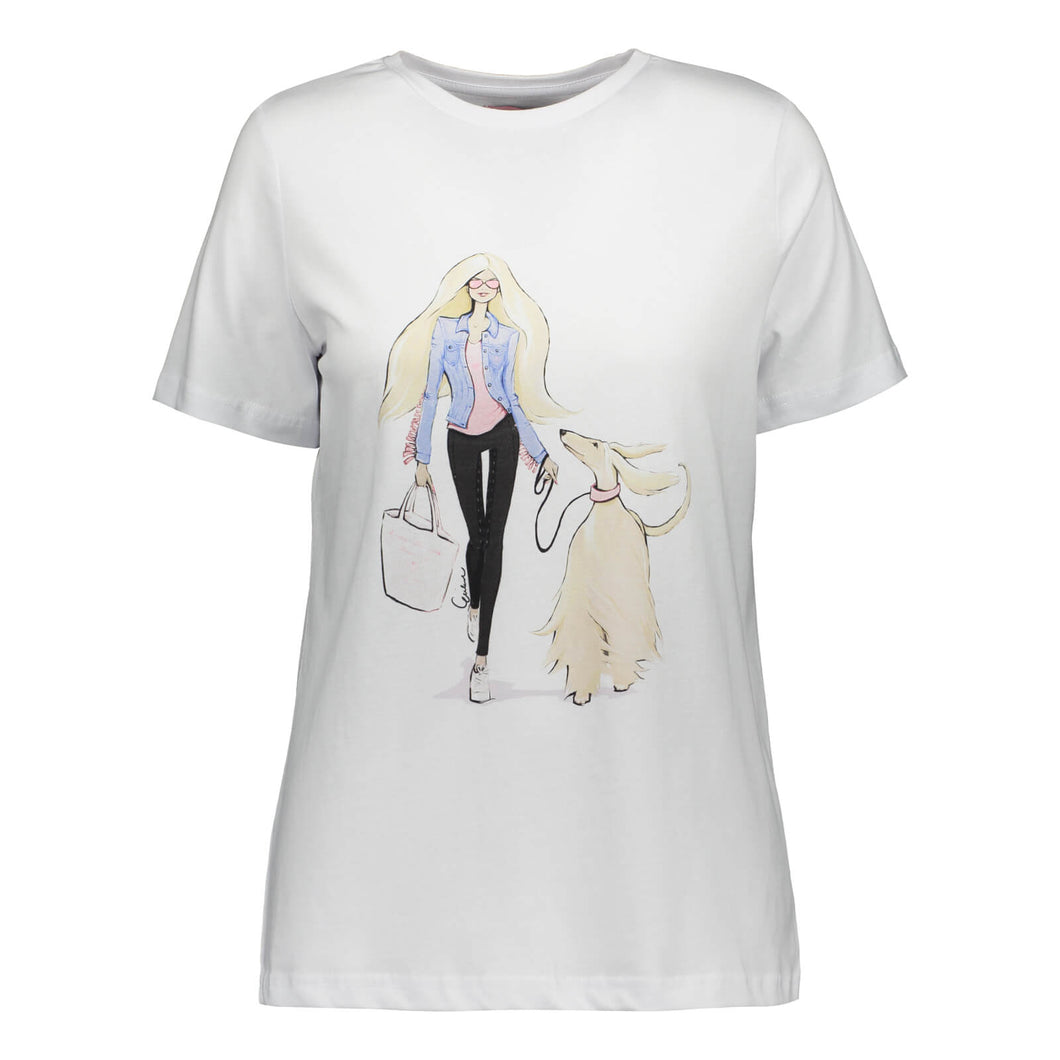 HAPPY & HOLLY T-SHIRT