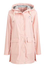 House of Horses Helsinki Raincoat Pink - PRE-ORDER STYLE