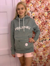 Load image into Gallery viewer, HOH HELSINKI COLLEGE HOODIE GREY