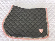 To the Stars and Back Jumping Saddle Pad
