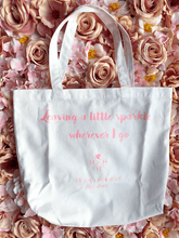 Load image into Gallery viewer, HOH GLITTER TOTE