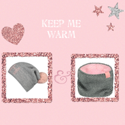 Keep Me Warm Grey