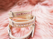 Dolly Blush Pink Collar