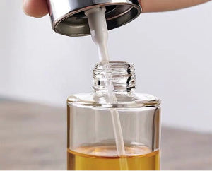 Glass Olive Oil Sprayer Oil Spray Empty Bottle Vinegar Bottle Oil Dispenser
