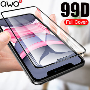 Protective Tempered Glass For iPhone Screen Protector