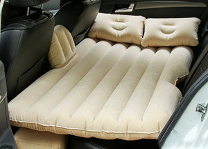 Car Inflatable Bed Protable Camping Air Mattress