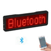 Bluetooth LED Badge Rechargeable Led Name Tag