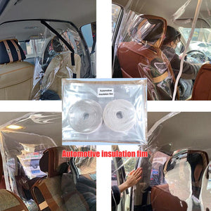 Car Isolation Film Full Surround Protective Cover