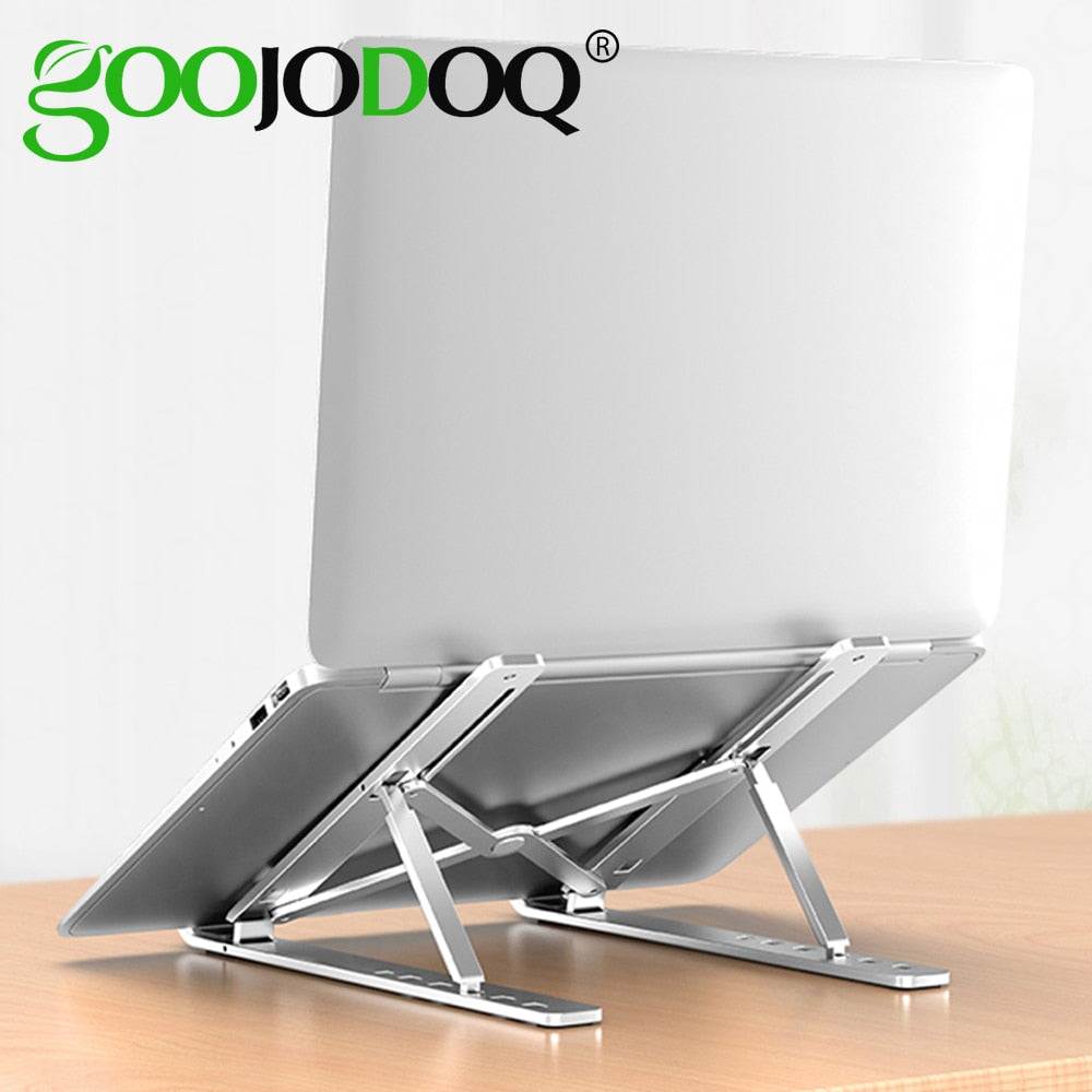 Laptop Stand  Foldable Aluminium Alloy