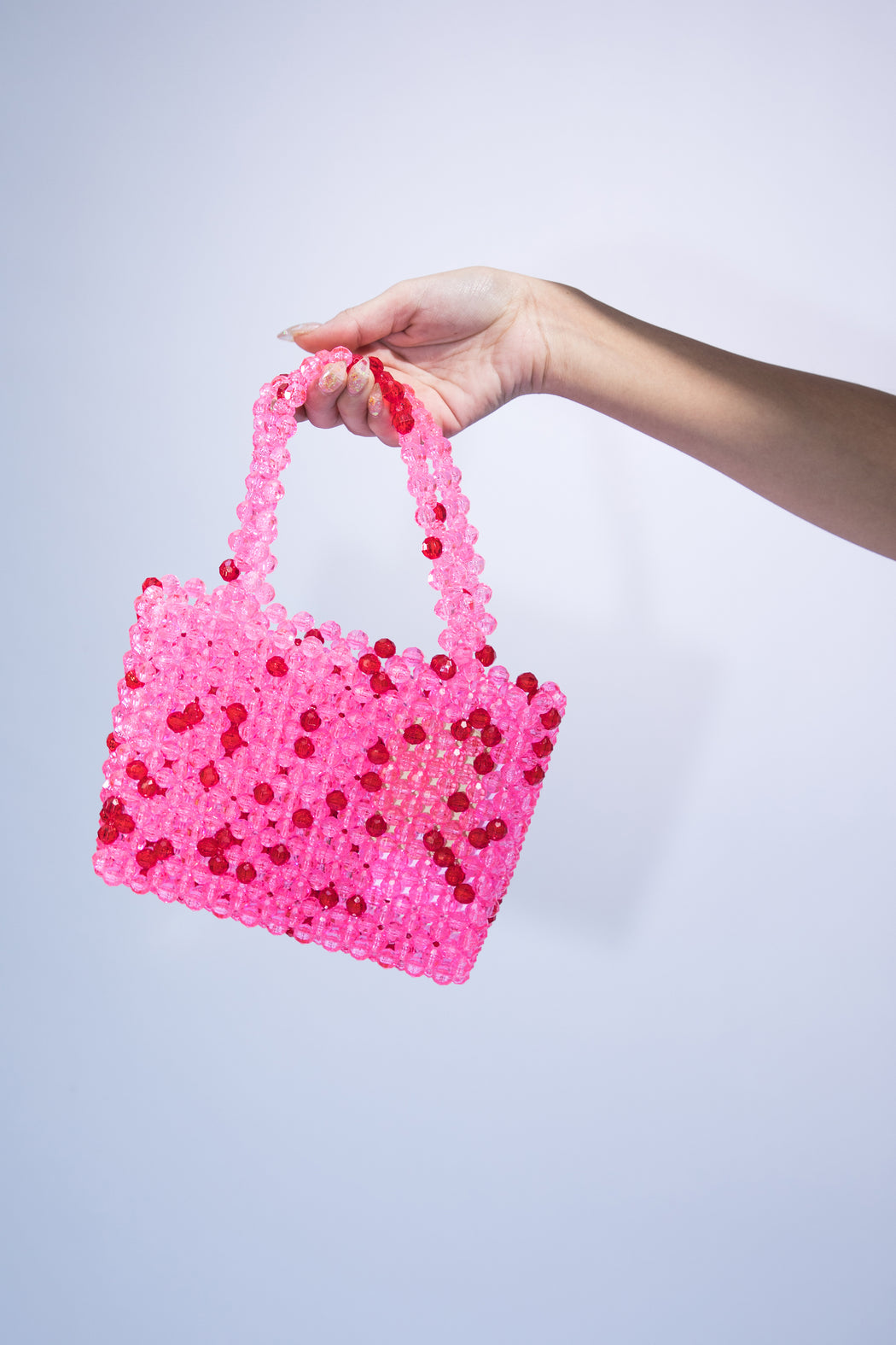Cherry Beaded Bag ILE