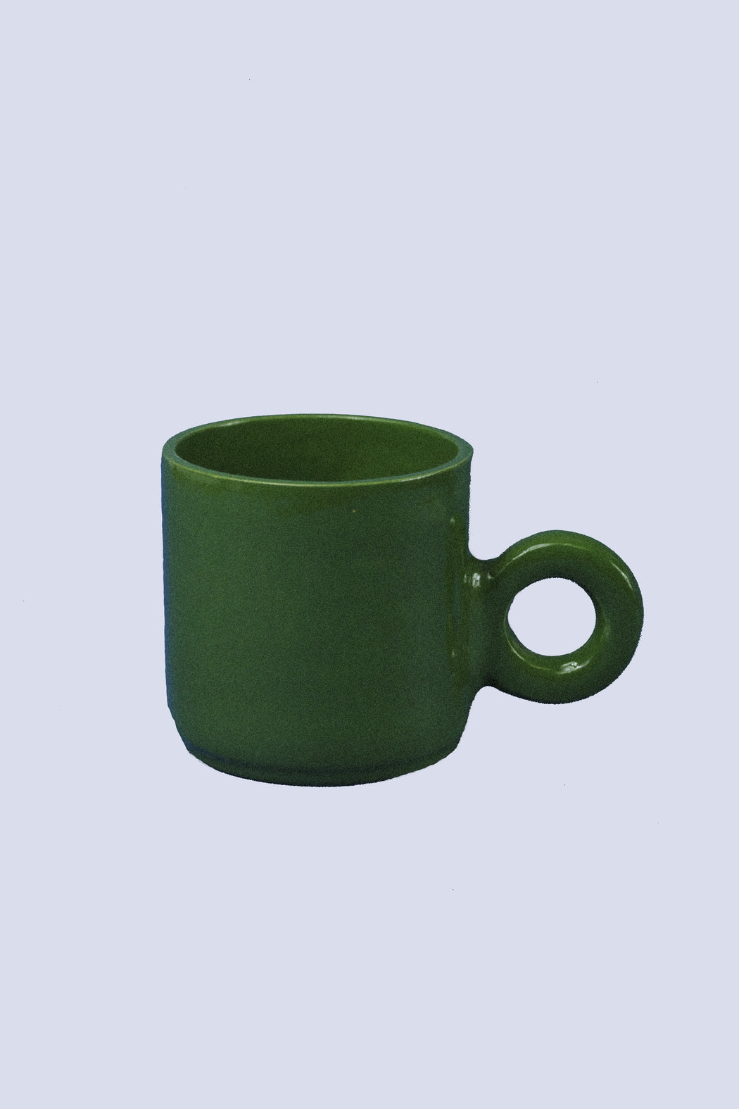 Coffee Mug in green