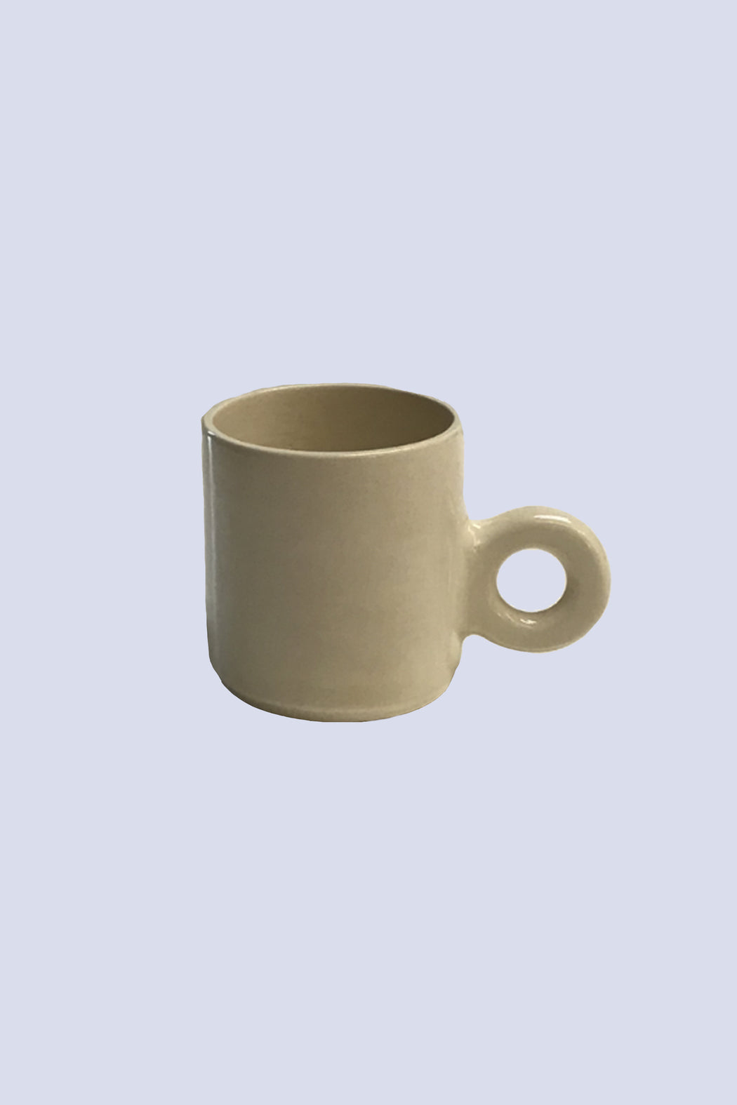 Coffee Mug in White