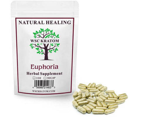 WSC Euphoria Kratom for Sleep & Relaxation