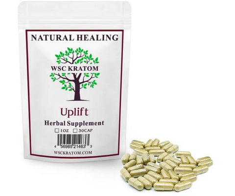 WSC Kratom Uplift - Best Kratom For Energy