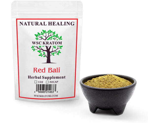 Red Bali Powder