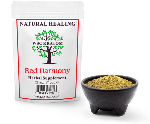 Red Harmony Powder