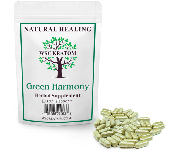 Green Harmony Pills