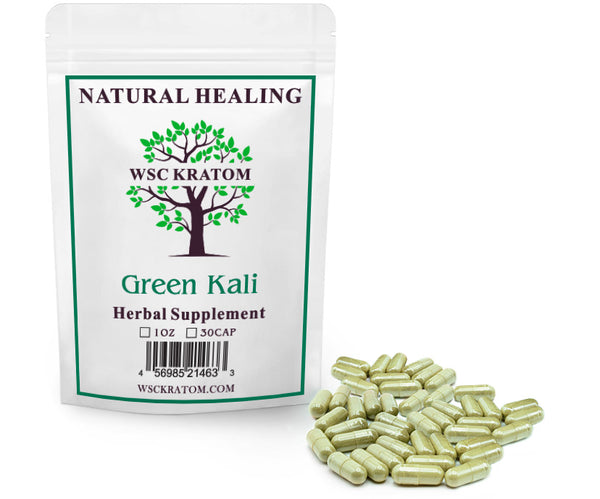 Green Kali Pills