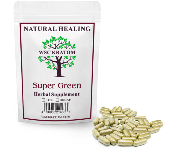 Super Green Pills