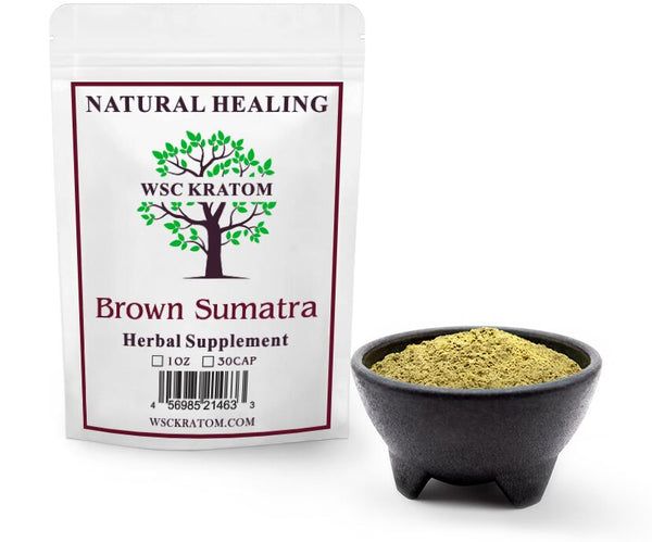 Brown Sumatra Powder