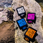Whitewater Spring Break Block Letters Koozie - Various Colors