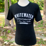Whitewater Amphitheater Live Music T-Shirt - Bonfire Gray