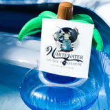 Whitewater Stay and Float Sticker