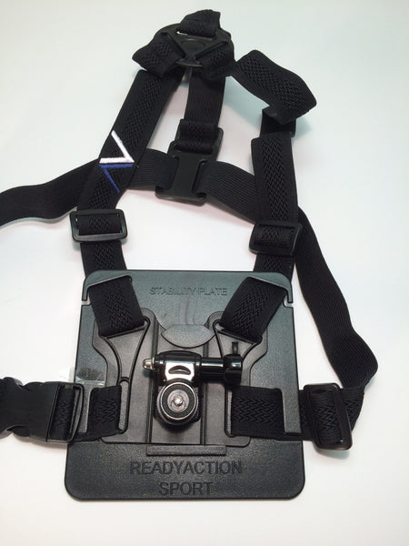 READYACTION Sport -Smartphone Chest Harness for Portrait and Landscape viewing