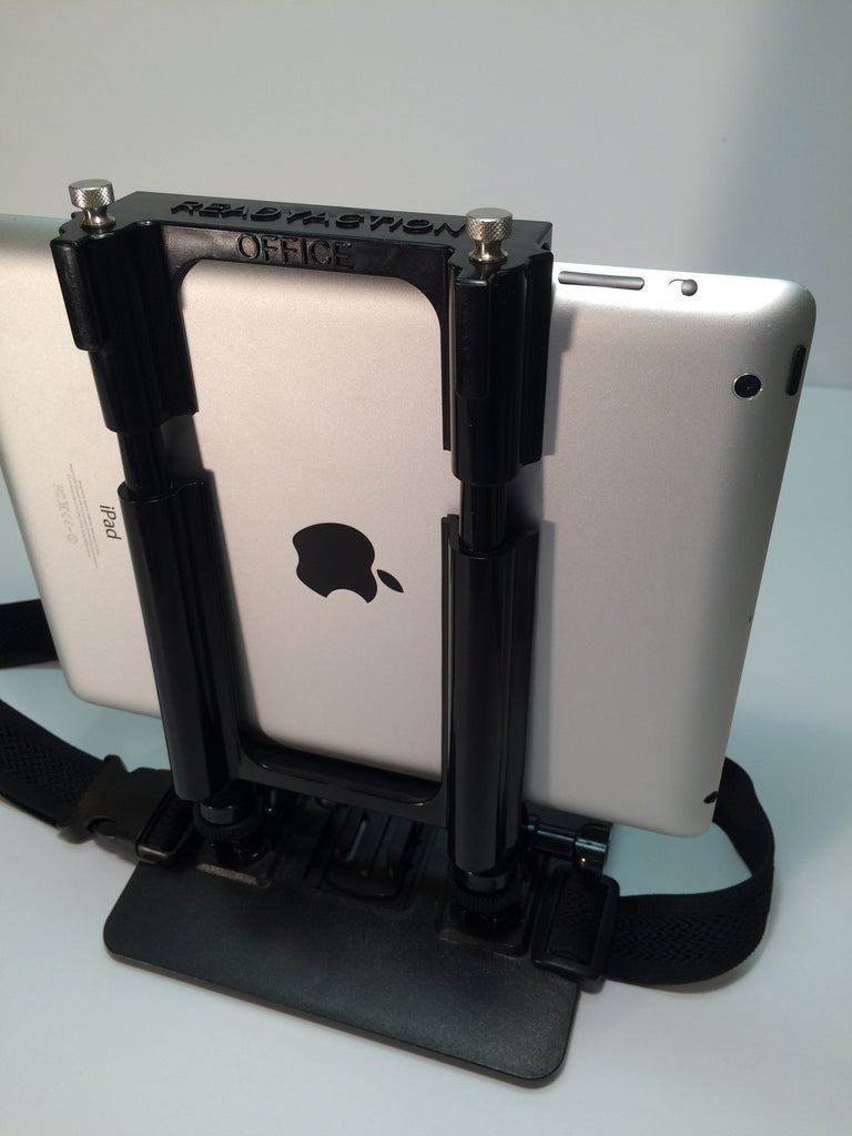 READYACTION Office - Tablet Chest Harness for iPad Air and