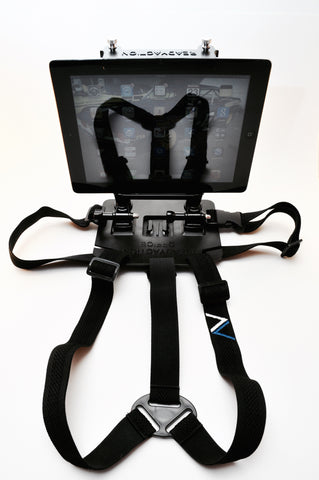 READYACTION Office - Tablet Chest Harness for iPad Air, iPad Mini and Similar Tablets