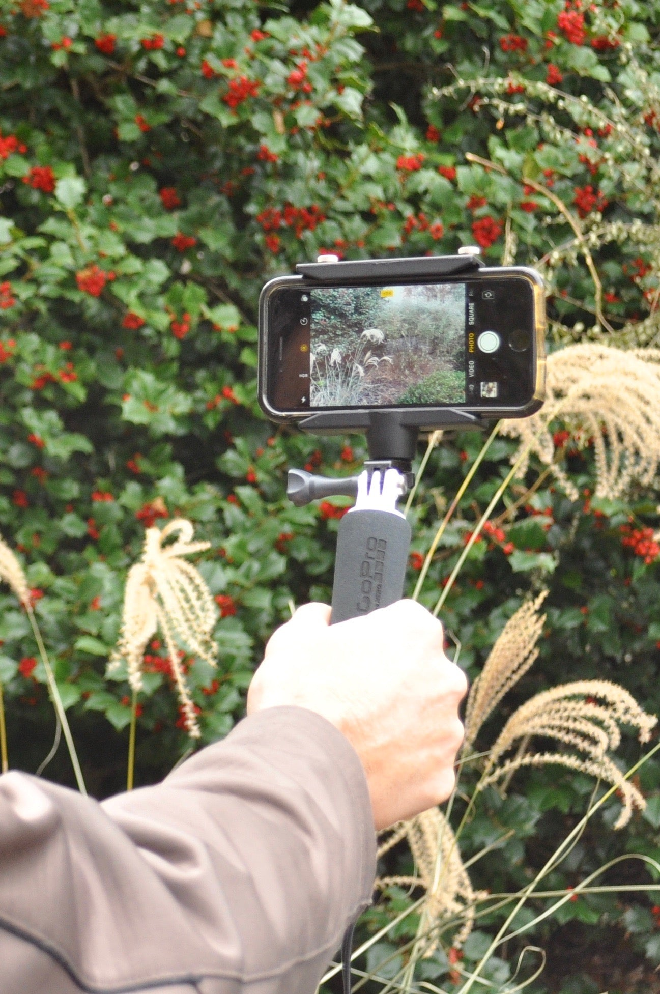 READYACTION GoSPORT - Fits any Smartphone to any GoPro®& Hero® Mounts