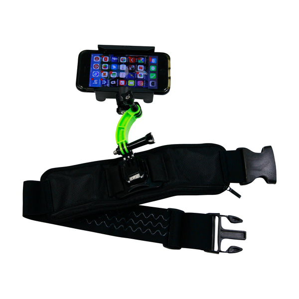 READYACTION GoBelt- Belt/Waist Mount combined with GoSport (Universal Smartphone holder)