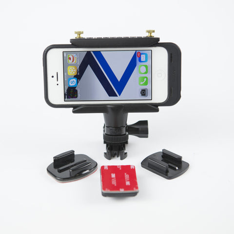READYACTION - Flat Stick Mount for iPhone and Galaxy