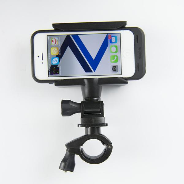 READYACTION Sport -Smartphone/ Camera Chest Harness- Ships with a FREE Bike Mount