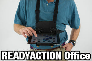 READYACTION iPad Chest Mount and Tablet Chest Mount