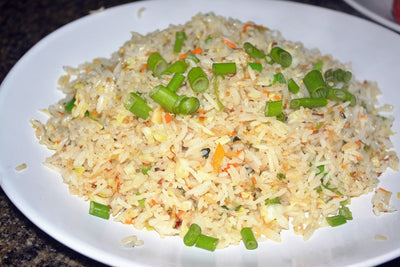 Fried Rice (V, Gf)
