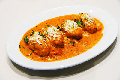 Malaai Kofta Curry