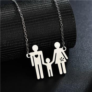 Family Chain Necklace