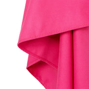 microfiber travel towels pink close up soft microfiber fabric