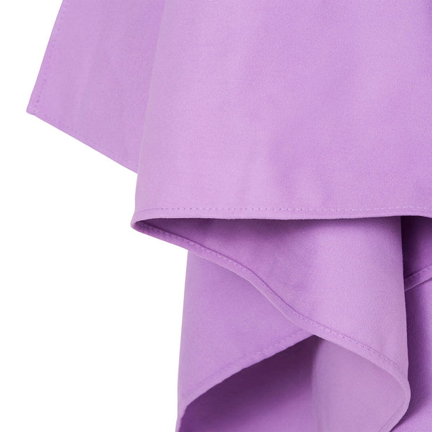 microfiber travel towels purple close up soft microfiber fabric
