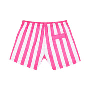 quick dry swim shorts pink