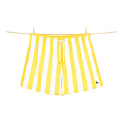 Shorts Cabana - Boracay Yellow