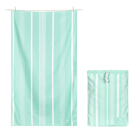 Quick Dry Bath Towel - Home - Set of 4