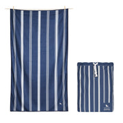 Quick Dry Bath Towel - Home - Patchouli Navy